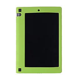 "de alta qualidade tampa da caixa da pele gel de borracha de silicone para guia Lenovo yoga 3 yt3-850f 8 ""tablet (cores sortidas)"