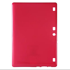 """borracha de silicone tampa da caixa da pele gel para guia Lenovo 2 a10-70 10,1 """"tablet (cores sortidas)"""
