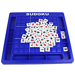 sudoku aantal blokken puzzel spel speelgoed