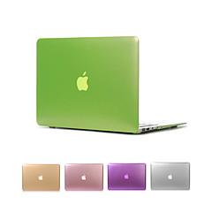 """matte metaal kleur full body case cover voor de MacBook Air 11 """"pro 13"""" / 15 """""""