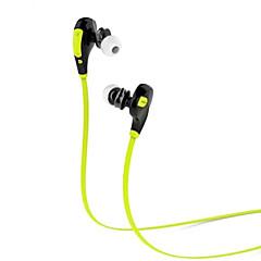 الرياضة qy7 ارتداء سماعة بلوتوث ستيريو 4.1 في الأذن مع الميكروفون للهواتف الذكية