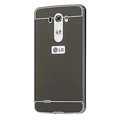 For LG etui Belægning Spejl Etui Bagcover Etui Helfarve Hårdt Akryl for LG LG K10 LG G5 LG G4 LG G3
