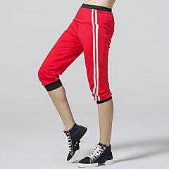 CONNY Női Tajice za trčanje Légáteresztő Upijanje znoja Nadrágok 3/4 Tights Alsók mert Taekwondo Doboz Mászás Fitnessz Szabadidős sport
