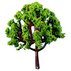 Model& Budynek Zabawka lalka zabawka drzewa Osmanthus