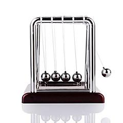Mini Desktop Newton's Cradle Klassieke Newtons Cradle Balance Ball Science Psychology Puzzel Bureau Speelgoed