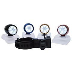 Bisiklet Işıkları / emniyet ışıkları LED - Bisiklet Darbeye Dayanıklı / anti-slip / Kolay Taşınır CR2032 / Diğer / hücreli piller Other