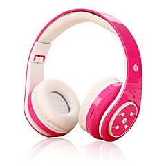 JKR JKR-205B Słuchawki (z pałąkie na głowę)ForOdtwarzacz multimedialny / tablet / Telefon komórkowy / KomputerWithz mikrofonem / DJ /