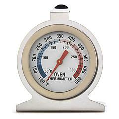 paslanmaz çelik çift fırın termometre ölçeği (50-300 ° C)