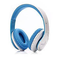 JKR JKR-213B Słuchawki (z pałąkie na głowę)ForOdtwarzacz multimedialny / tablet / Telefon komórkowy / KomputerWithz mikrofonem / DJ /