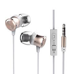 Neutralny wyrobów W9 Słuchawki (z pałąkie na głowę)ForOdtwarzacz multimedialny / tablet / Telefon komórkowy / KomputerWithz mikrofonem /