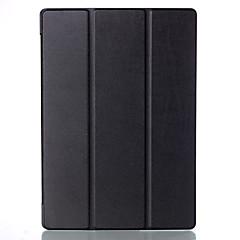 capinha da tampa de guia Lenovo 2 a10-70 a10-70f a10-70l a10-30 x30f 10,1 polegadas capinha tablet pu couro Tab3 10 negócios guia 3-x70f / m