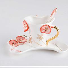 Zwykłe akcesoria do napojów Najnowsze akcesoria do napojów Kubki do kawy 1 Ceramiczny, - Wysoka jakość