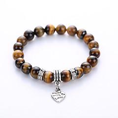 Heren Dames Strand Armbanden yoga Armband Sieraden Amber Turkoois Sieraden Voor Feest Verjaardag Causaal