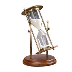kum saatleri Oyuncaklar Tahta Cam Metal 4 - 13 Yaş Arası