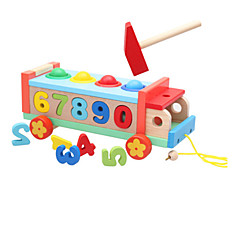 Jucării Educaționale Noutate Lemn Băieți Fete