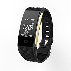 IP67 αδιάβροχο δυναμική παρακολούθηση του καρδιακού ρυθμού κίνησης ύπνο βήμα bluetooth φοριέται υπενθύμιση έξυπνο βραχιόλι για το Android