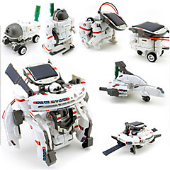 Speeltjes voor Jongens Ontdekkingsspeelgoed Speelgoed op zonne-energie Robot