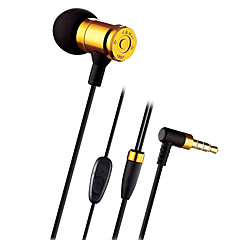 Neutral produkt JBMMJ-MJ007 Hovedtelefoner (I Øret)ForMedieafspiller/Tablet Mobiltelefon ComputerWithMed Mikrofon DJ Lydstyrke Kontrol