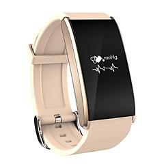 nuodo A58 mannen moman slimme armband / smarwatch / activiteit trackerlong standby / stappentellers / hartslagmeter / wekker / afstand