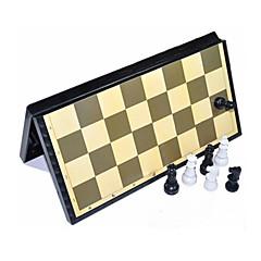 Bordspel Chess Game Speeltjes Vierkant Unisex Stuks