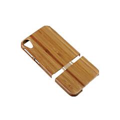 Cornmi voor htc verlangen 820 houten bamboe hoesje celtelefoon houten houizing shell bescherming