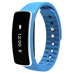 Smart armbåndVandafvisende Lang Standby Brændte kalorier Skridttællere Træningslog Touch Screen Distance Måling Beskedkontrol