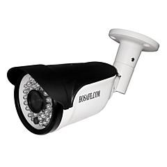 hosafe® 2mb8p 2.0MP 1080 vízálló kültéri ip kamera w / PoE / 36-ir-led / mozgásérzékelés