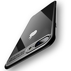Tok az iphone 7 plus 7 teljes védőszilikon akril áttetsző hátlapjához 6 plusz 6