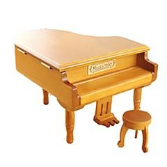 Müzik Kutusu Oyuncaklar Piano Müzik Enstrimanlı Unisex Parçalar