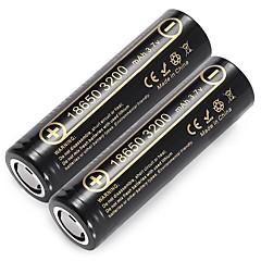 liitokala lii - 32a 18650 kisülési akkumulátor 2db