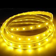 3m 220v Higt jasne led taśmy elastycznej 5050 180smd trzy kryształowe Pasek wodoodporny światło ogrodowe świateł z wtyczką ue