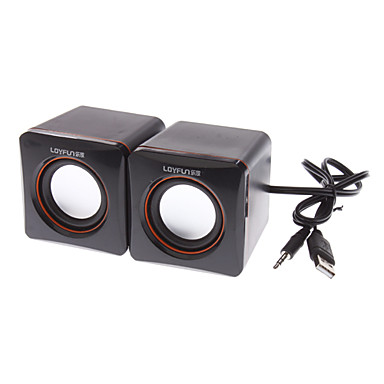 lf 701 mini stereo højttaler box til laptops 777408 2018