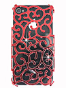 Hollow-Out Palace Decorative Pattern Back Cover for iPhone 4/4S