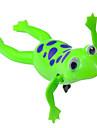 Grenouille nager avec le vent (couleurs aleatoires)