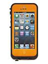 Герметичная Прохладный Жесткий Защитный водонепроницаемый пластиковый корпус для iPhone 5/5S (разных цветов)