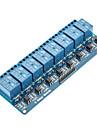 Модуль 12v реле 8-канальный для (для Arduino) (работает с официальным (для Arduino) плат)
