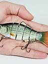 2 штук Жесткая наживка / Воблер прогонистой формы / Мормышки в наборах / Рыболовная приманкаВоблер прогонистой формы / Жесткая наживка /