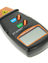 Digital Laser Foto Tacometro sem contato RPM  Medidor de Velocidade do Motor Calibre EUA