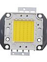 zdm ™ diy 50w haute puissance Module 4000-5000lm de lumiere blanche naturelle integree conduit (32-35v)