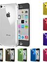 caso duro pc cor sólida para iphone 5c (cores sortidas)