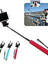 support de téléphone portable DF® 110 cm télescopique extensible monopode Selfie pour iPhone 6 (couleurs assorties)