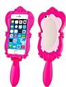 Для Кейс для iPhone 5 Защита от удара Кейс для Задняя крышка Кейс для 3D в мультяшном стиле Мягкий Силикон iPhone SE/5s/5