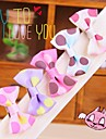 고양이 강아지 나비 매듭 헤어 악세서리 강아지 의류 코스프레 웨딩 랜덤 색상