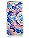 3D Arc-shaped Pattern Hard Back Case for iPhone 6