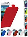 Flip-Open Horse Grain PU Leather Full Body Case for Samsung S3 I9300