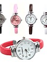 Women\'s Watch Bracelet Watch Blue Round Dial Cool Watches Unique Watches