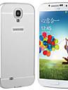 Для Кейс для  Samsung Galaxy Защита от удара Кейс для Задняя крышка Кейс для Один цвет PC Samsung S4