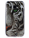 Pour Samsung Galaxy Coque IMD Coque Coque Arriere Coque Animal PUT pour Samsung J7 J5 J1