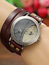 Women\'s Watches Vintage Digital Eiffel Tower Leather Quartz Bracelets Watches Cool Watches Unique Watches Strap Watch
