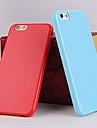 아이폰 5c에 대한 단색 TPU의 캔디 컬러 소프트 케이스